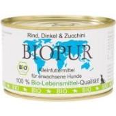 BioPur Cne Manzo pasta e carote 400 gr