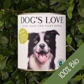 Dog's Love Umido Tacchino amaranto zucca prezzemolo Biologico Gluten Free per cani 200 gr