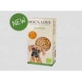 Dog's Love Snack Tacchino Biologico Gluten Free per cani 2 kg