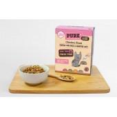 Pure Pet Food gatto al Pollo 500 gr Gluten e Soia Free
