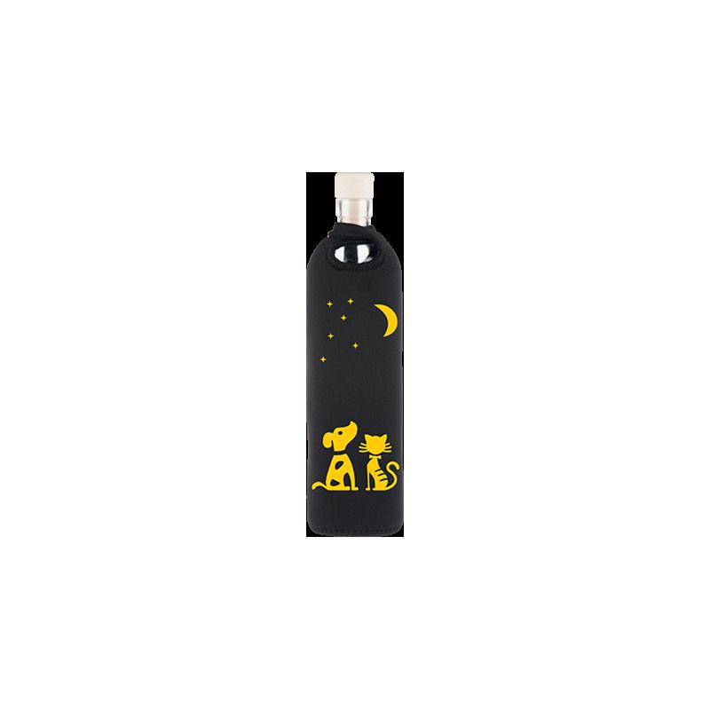 flaska moon light bottiglia