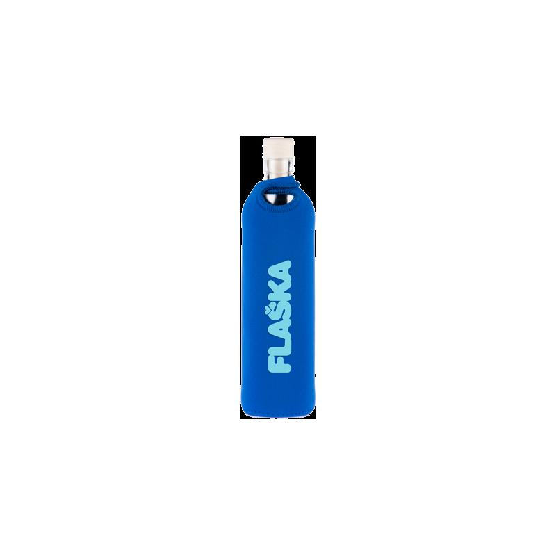 Flaska bottiglia neo authentic blue