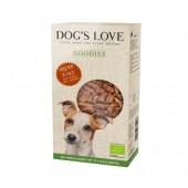 dog's love snack al manzo per cane