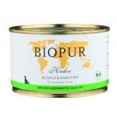 BioPur Cane Pollo riso e carote NO GLUTINE