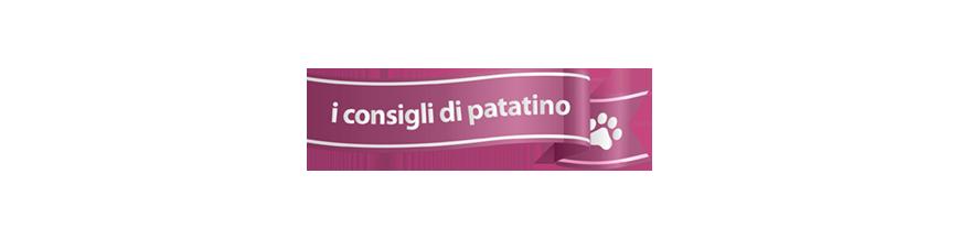tranquillanti per cani e gatti naturali olistici fitoderivati omeopatici su www.patatino.it