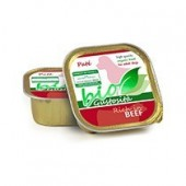 Biogustosità Manzo Bio per cani 150 gr