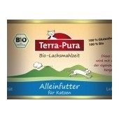Terra Pura Cat Salmone Biologico *Gluten free*