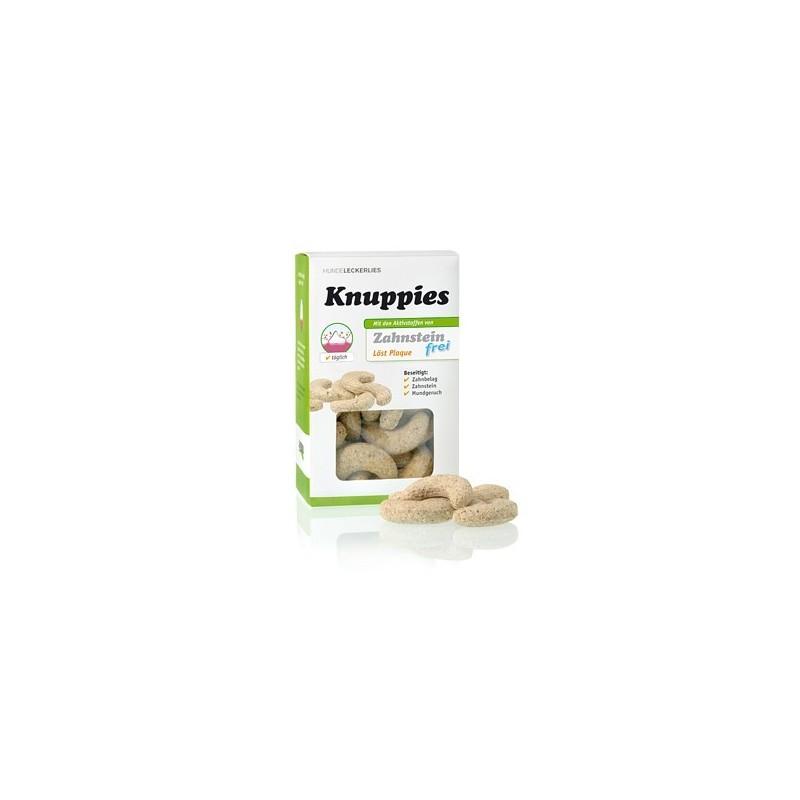 Anibio Knuppies Biscotti Veg Prevenzione Placca per Cane - Bio Energizzati