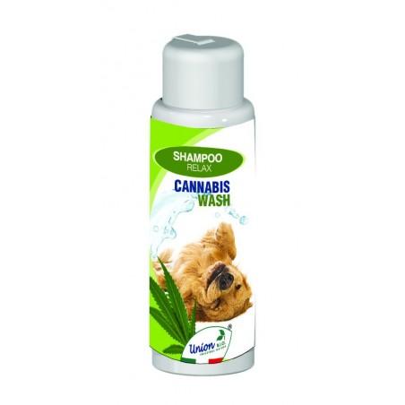 Union Bio Shampo Cannabis Wash cane
