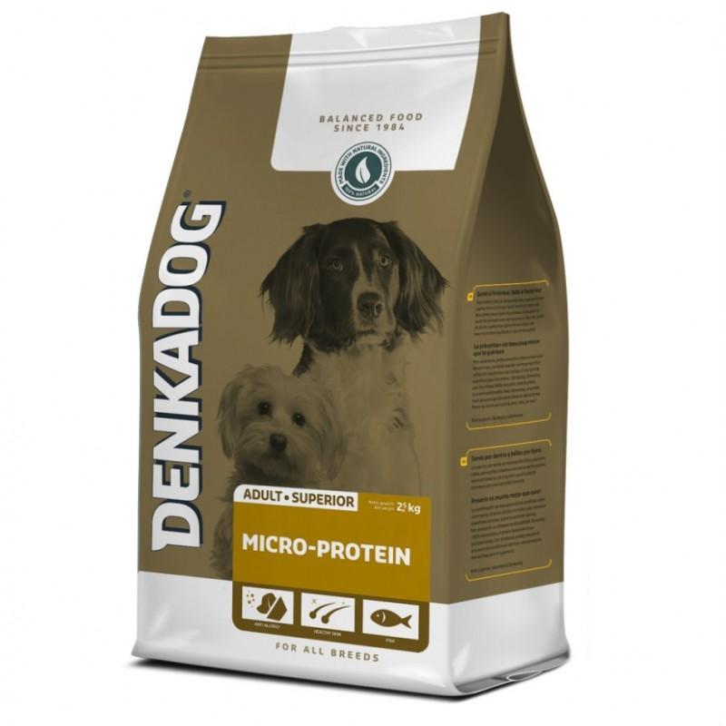 Denkadog Micro-Protein 2.5 kg No Glutine