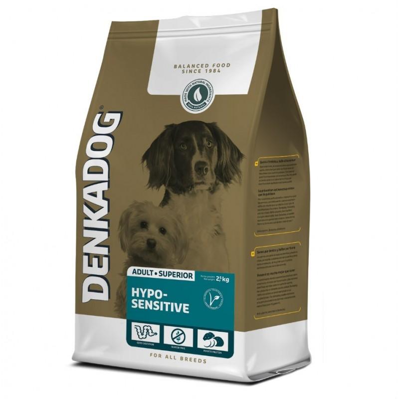 Denkadog Hypo-Sensitive dog 2.5 kg 100% Vegan Gluten Free