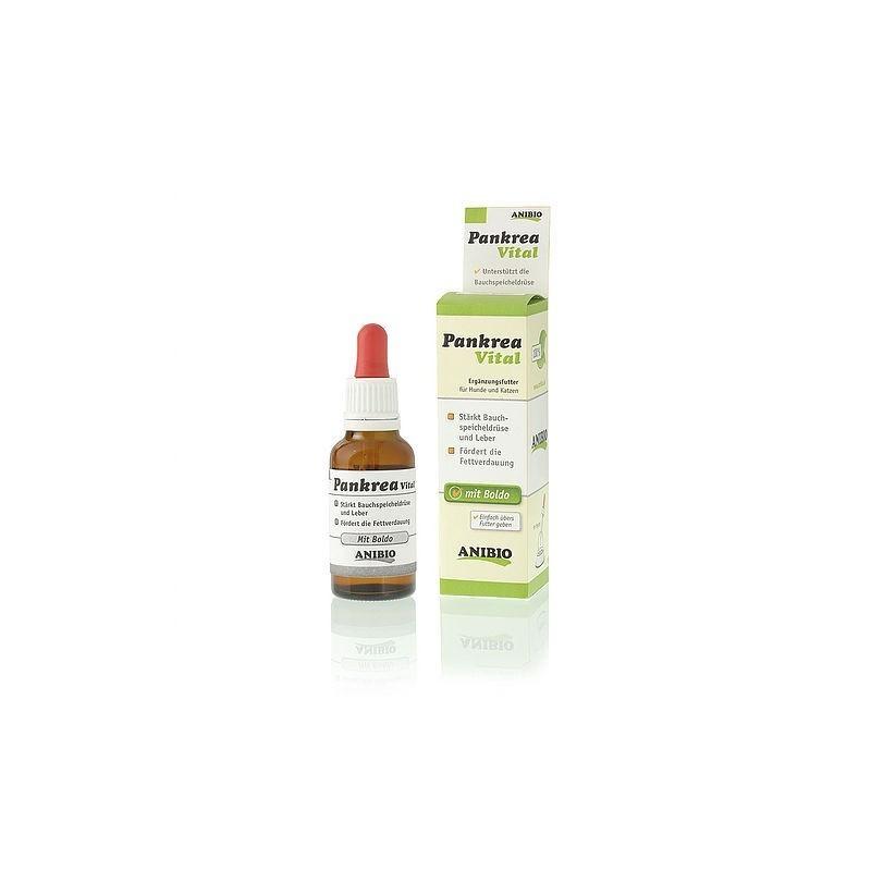 Anibio Leber-Vital Disintossicante Fegato per cane e gatto 30 ml