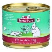 Terra Pura Snack al Manzo Rindsalami Biologico per cani e gatti 100 gr