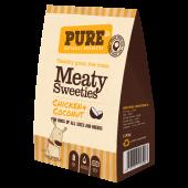 Pure Dog Meaty Sweetie. Pollo e Cocco per cani 100 gr