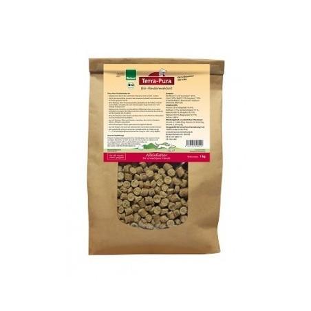 Terra Pura Crocchette Biologiche al Manzo per Cani - 5 kg **GLUTEN FREE**