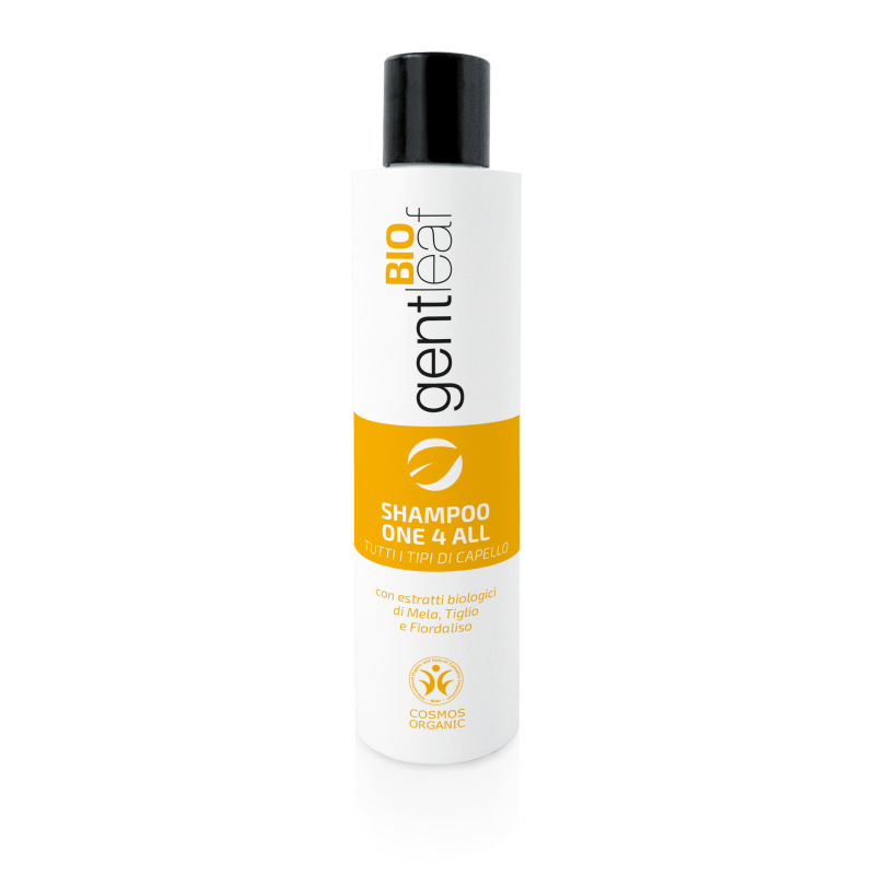 Gentleaf Shampo Bio Vegan One 4 All