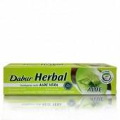 Dentifricio ayurvedico Dabur all' Aloe Vera Vegan