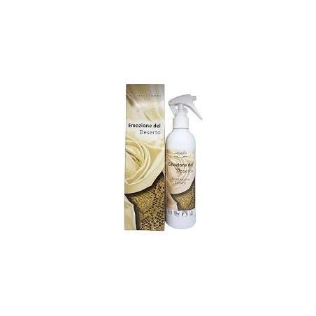Spray Deodorante per tessuti Emozioni del Deserto