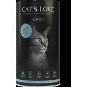 cat's love crocchette salmone per gatti