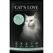 cat's love umido tacchino per gatto