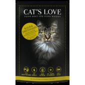 cat's love manzo e tacchino umido per gatto