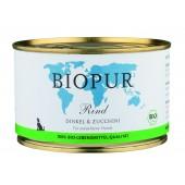 BioPur Cane Manzo, farro e...