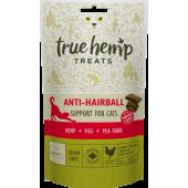 True Hemp™  Anti Hairball Snack per gatti