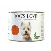 Dog's Love Classic Rind 400 gr