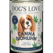 Dog's Love Organic Canna...