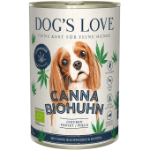 dog's love canna bio pollo