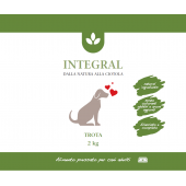 INTEGRAL DRY FOOD TROUT 2 KG