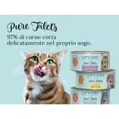 Cat's Love Filetti al Pollo...