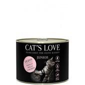 CAT'S LOVE KITTEN 200 GR...
